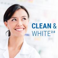Clean & White