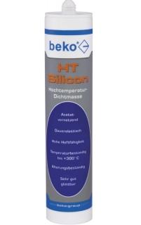 Beko HT-Silicon 310 ml, dunkelrot (bis +300°C)