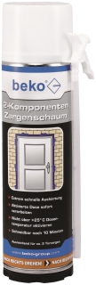 Beko 2-K Zargenschaum Premium, 400 ml