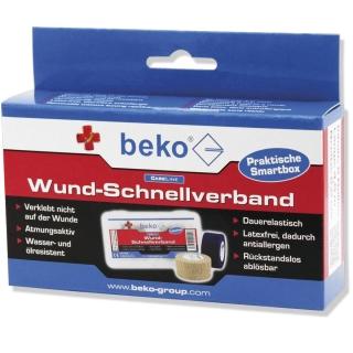 Beko CareLine Wund-Schnellverband Box, 2 Rol. á 4,50 m