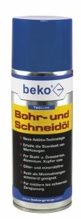 Beko TecLine Bohr- und Schneidöl, 400 ml