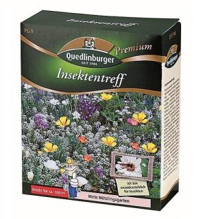 Quedlinburger Saatgut Insektentreff 100gr. 2971746