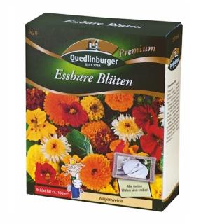 Quedlinburger Saatgut Essbare Blüten 100gr. 2971654