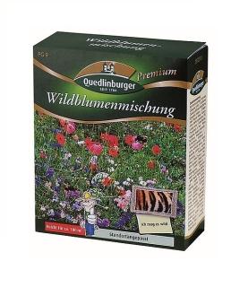 Quedlinburger Saatgut Wildblumenmischung 100gr. 2972315