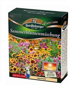 Quedlinburger Saatgut Sommerblumenmischung 100gr. 2972310