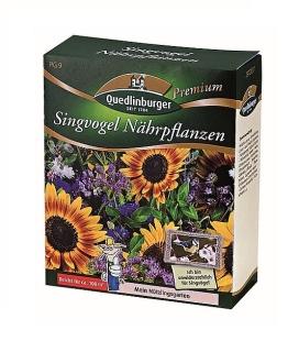 Quedlinburger Saatgut Singvogel Nährpflanzen 100gr. 2972037