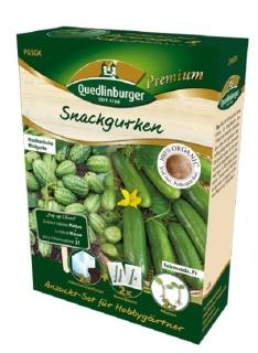 Quedlinburger Saatgut Gurkenkombi Anzucht-Set 298006